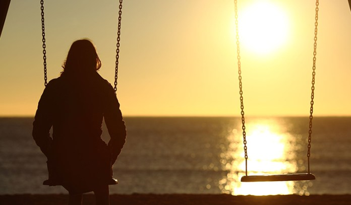 self-loathing and isolation in depression