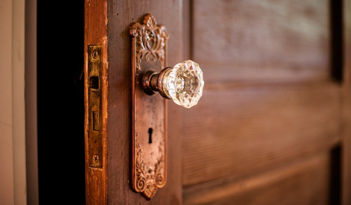 Knobs, handles, and switches accumulate germs as and when people touch them