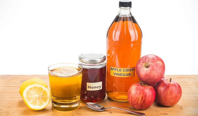Lemon Juice And Apple Cider Vinegar Can Treat Acid Reflux