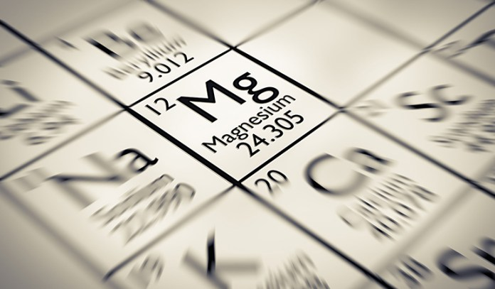 Magnesium is an essential mineral that relaxes muscles