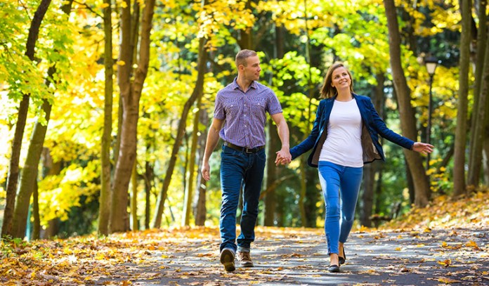 Walking and running greatly aid weight loss