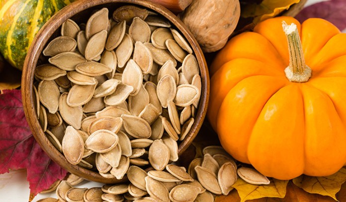 pumpkin seeds to improve sperm count