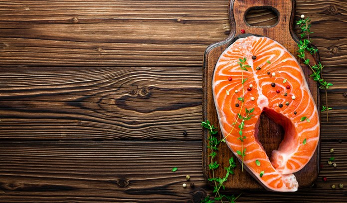 Salmon can help prevent erectile dysfunction