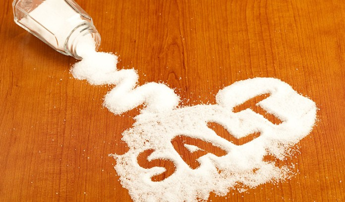Avoiding excessive salt intake is one way to prevent AFib