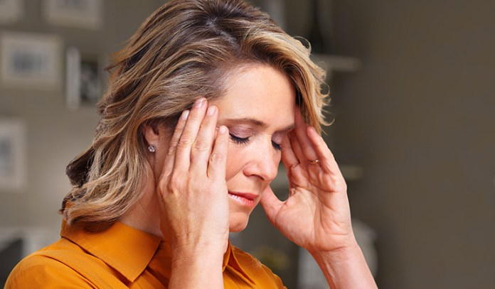 Women are more likely to have headaches during a stroke