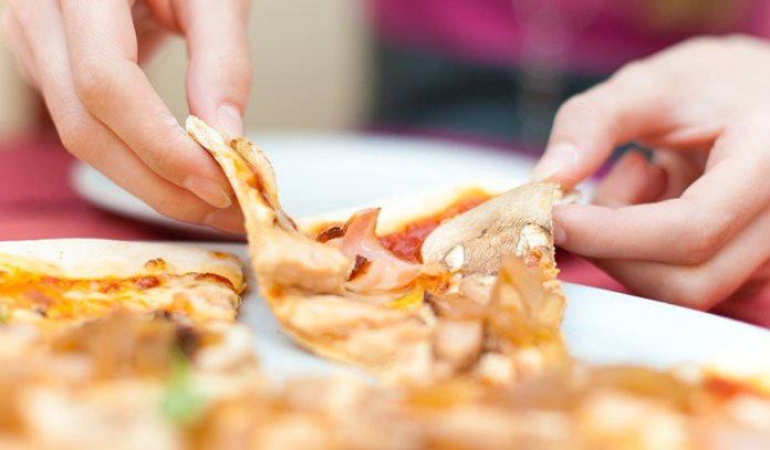 Sticking to one serving and saving second helpings for later can help you cut down on calories.