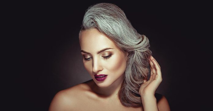 Premature graying of hair can indicate some health issues)