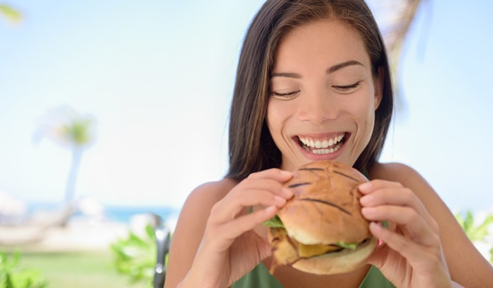 A Happy Mood Can Cause You To Eat Even If You're Not Hungry