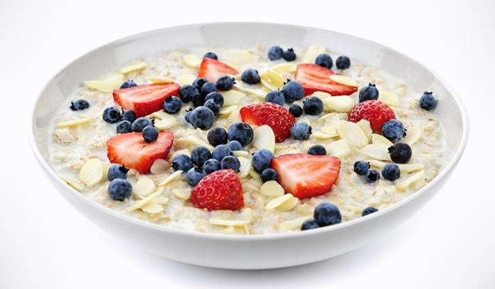 Adding the wrong kind of toppings to your oats can make you gain weight; instead, add natural sweeteners like honey.