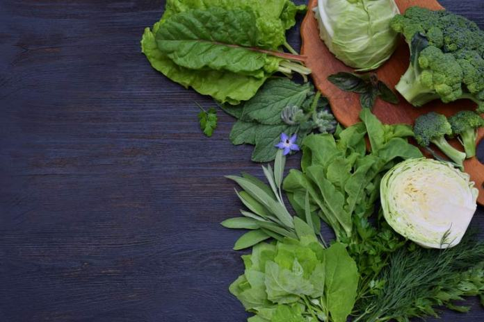 Leafy greens Can Improve Your Mental Health