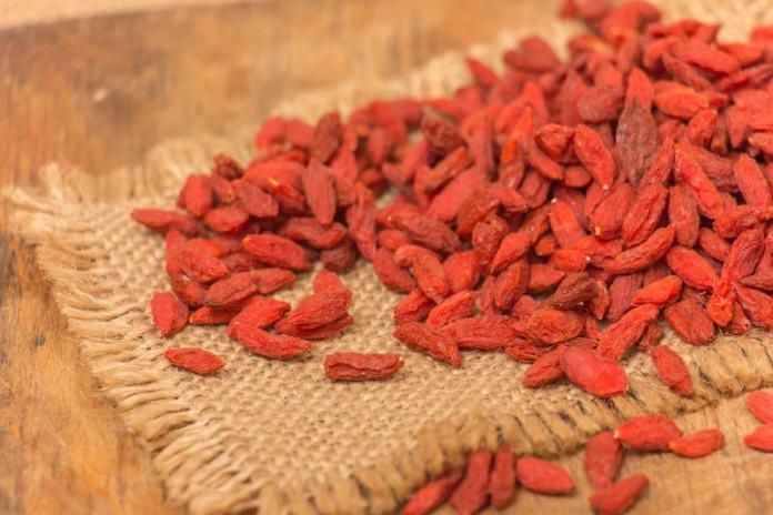 Goji berries can help you balance hormones