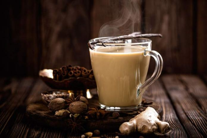Tea is a great substitute for coffee as it contains lesser caffeine
