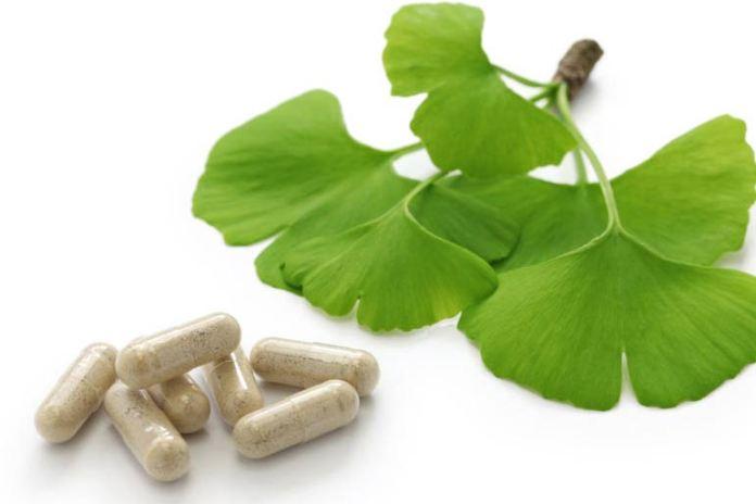 Gingko bilboa will help with nerve health