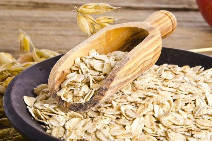 Oatmeal Can Be Used To Treat Chest Acne