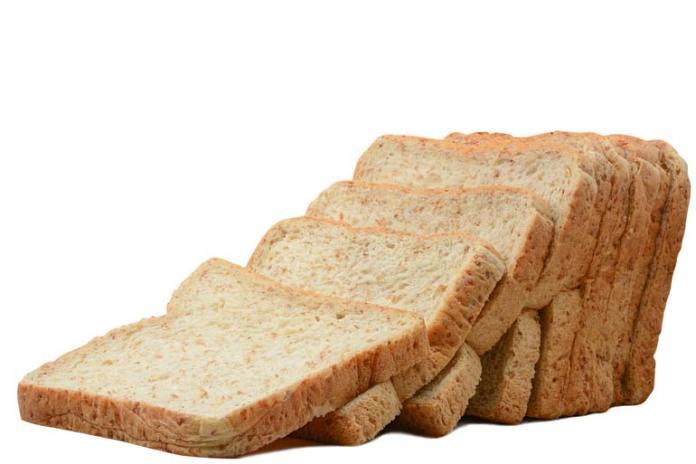 Refined bread is unhealthy.