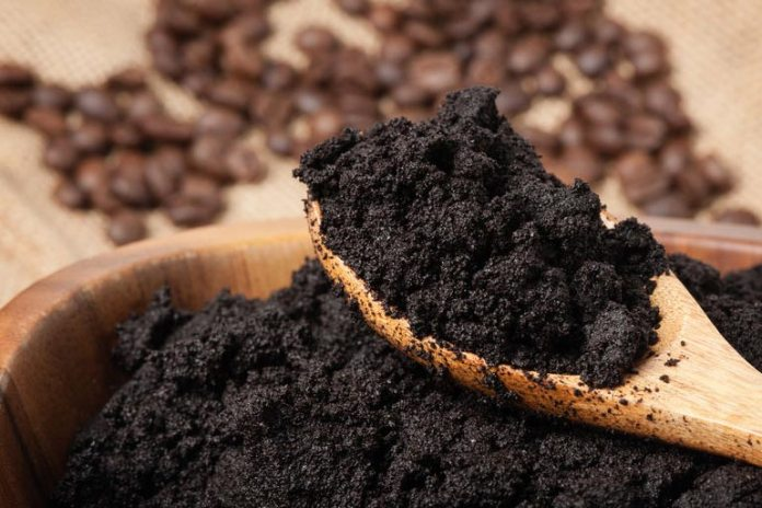 Coffee grounds make great compost bin additions and can also be made into diy body scrubs.