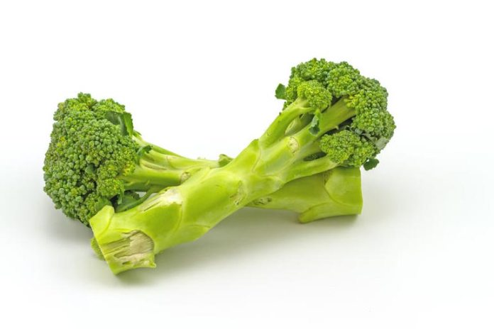 Broccoli stems can be cooked, seasoned, and served as a healthy side.