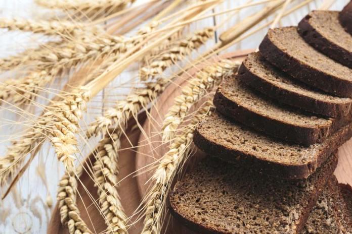 Go for whole grain bread.