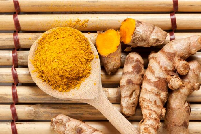 Turmeric reduces inflammation.
