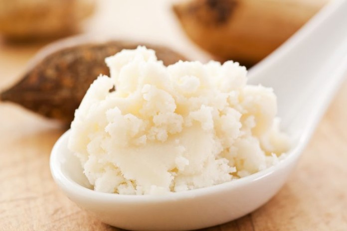 Shea butter works as a natural sun protectant
