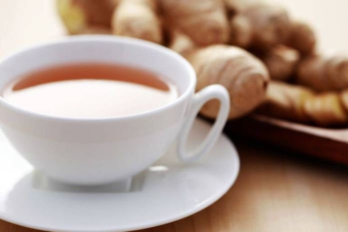 Coconut and ginger tea can ease hemorrhoids