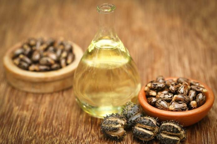 castor oil for wart removal