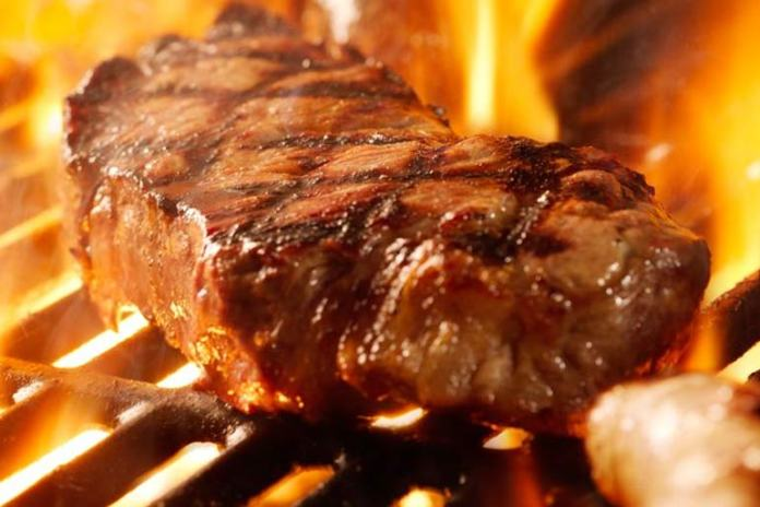 Grilling makes steak more harmful.