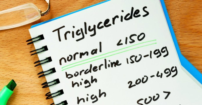 Here are some simple ways to reduce the level of triglycerides in your body