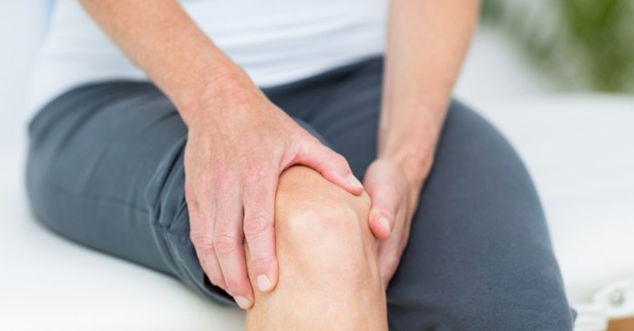 How to relieve knee pain by changing your diet.