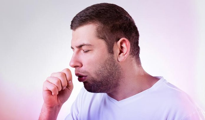 lung tumors cause cough-like symptoms