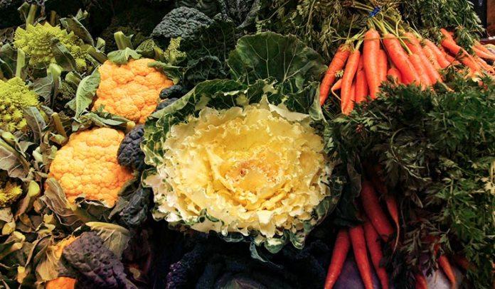 Cruciferous vegetables bind to estrogen.
