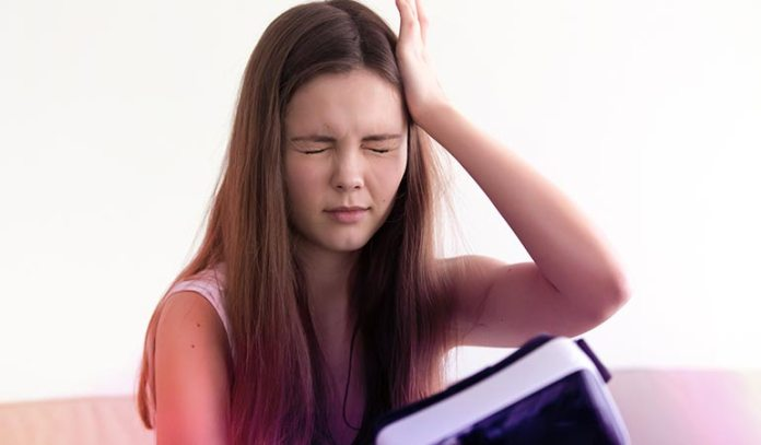 Dizziness can lead to loss of balance