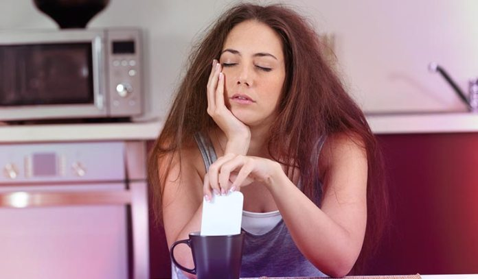 Not getting enough sleep is one of the most common causes of early morning headaches