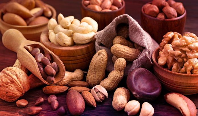 Nuts Are Great As Long As They Are Not Sweetened Or Salted