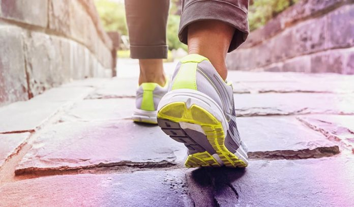 Focus On Getting 10 Minutes Of Physical Activity A Day