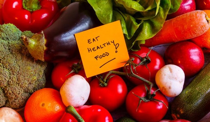 Eat Nutritious Food