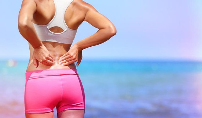 Back and spine damage can be prevented