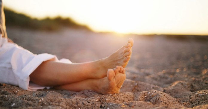 aging-related feet problems and care