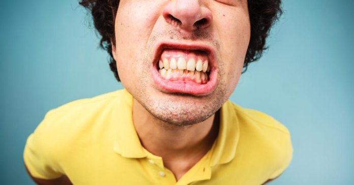 aw clenching or teeth grinding, also known as bruxism, is a very common problem many people suffer from)