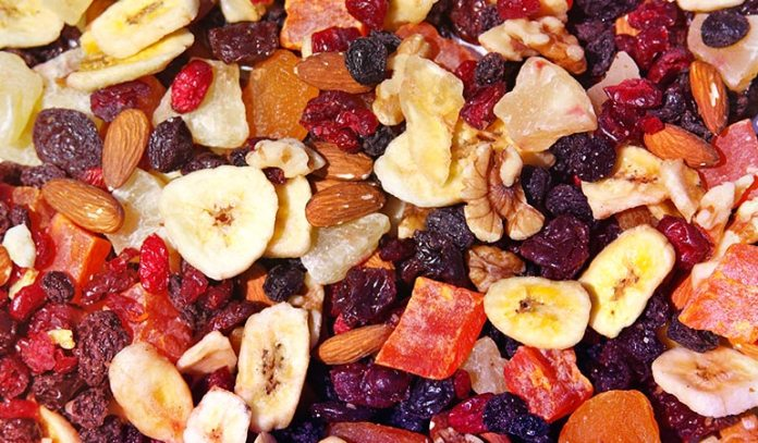 Trail Mix Is Recommended For Anyone Who Might Be Planning An Intense Physical Activity