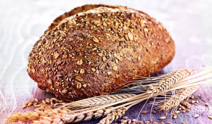 Whole Grain Bread Has A Very Low Glycemic Index
