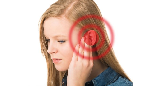 Tinnitus can be aggravated by certain things