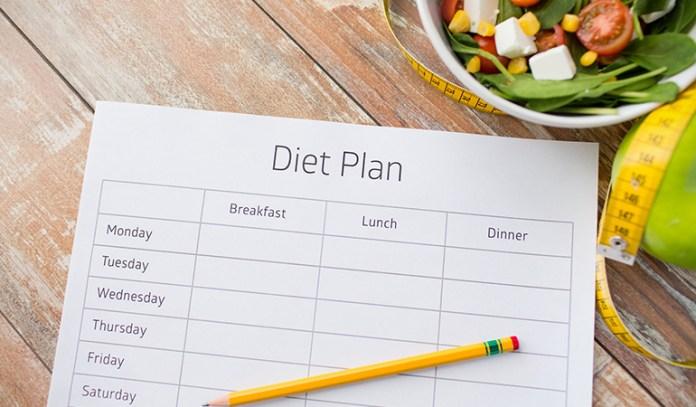 Don't follow unhealthy crash diets.