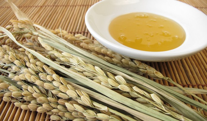 Stay away from rice syrups and rice vinegar