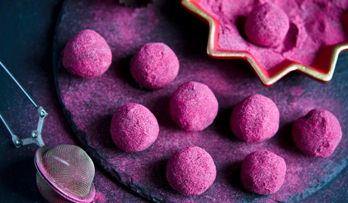 Beetroot powder is filled with nitrates