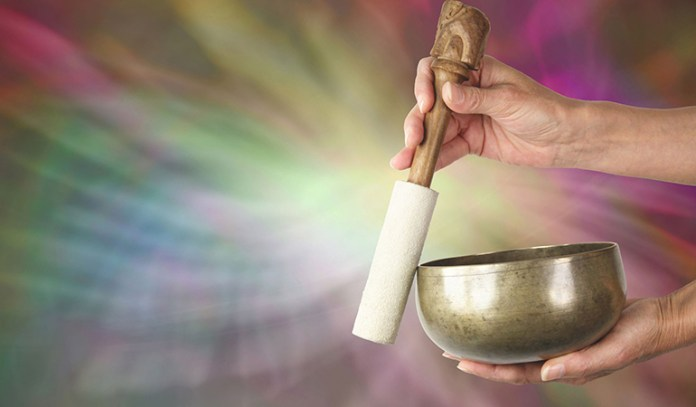 Bells, gongs, and bowls can produce sounds that can heal your body