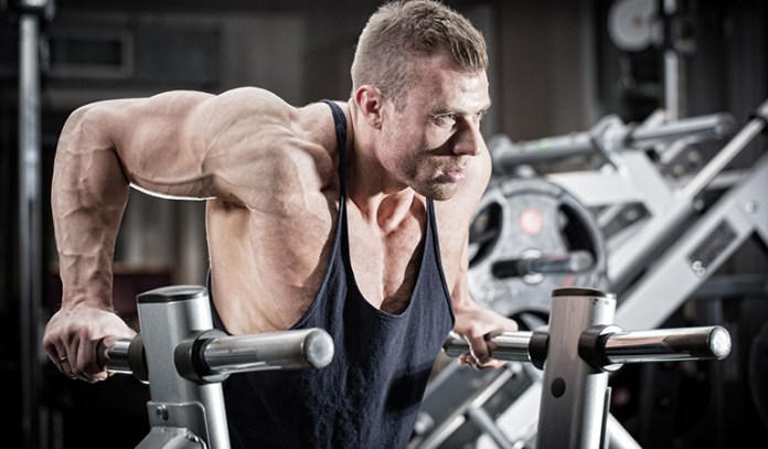 Dips are a mass builder being a compound movement