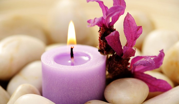 When burned, candles release toxins that pollute the air