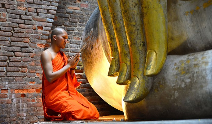 Chanting is a powerful way to use sound to heal yourself