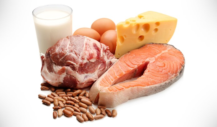 Get the adequate amount of protein